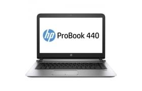 HP ProBook 440 G3 Intel Core# i7 6500U W10P6 dg W7P6 No RT RTL8723BE bgn 1x1 +BT 4 0 LE WW 4GB 1x4GB 1600 DDR3L HDD 1TB 5400RPM 14 LED HD SVA AG f CAM No 1 1 0