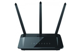 Router D-LINK Wireless AC 1750 Dual Band Cloud