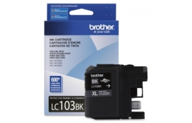 BROTHER CARTRIDGE LC103BK PARA J4410 4510 4610DW 6720DW 600 PAG