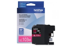 BROTHER CARTRIDGE LC103M PARA J4410-4510-4610DW 600 PAGINAS
