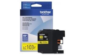 BROTHER CARTRIDGE LC103Y PARA J4410 4510 4610DW 600 PAGINAS