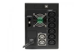 UPS Interactiva 1.5kVA 900W 230V Torre Pant LCD 8Sal C13