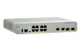 Cisco Switch WS-C2960CX-8TC-L Catalyst 4500 16 Port 10G IP Base