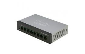 Cisco Small Business SF110D-08 - Conmutador - sin gestionar