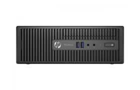 HP ProDesk - Small form factor - Intel Core i3 I3-6100