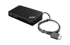 Lenovo ThinkPad OneLink+ Dock - Port replicator - 90 Watt