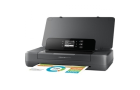 IMPRESORA PORTATIL OFFICEJET 200 MOBILE PRINTER A4 10 7PPM DC 500 RMPV 300 USB WIFI EPRINT 50 SHEET INPUT