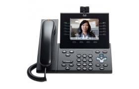 Cisco UC Phone 9951 Charcoal Std Hndst
