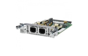 Two-port Voice Interface Card - E and M  PART NUMBER VIC3-2E/M=