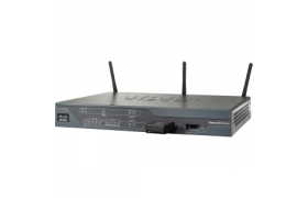 C881 (North America) WAN FE 3.7G HSPA+ R7 w/ SMS/GPS PART NUMBER C881G+7-A-K9