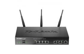 DSR-1000AC WIRELESS AC1750 UNIFIED SERVICES VPN ROUTER