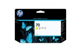 Cartridge Tinta HP 70 Yellow 130ml