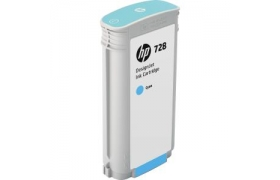 INK CARTRIDGE No 728 Cyan 130ml