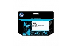 CARTRIDGE TINTA HP 745 PHOTOBLACK 130ML F9J98A