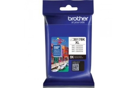 Cartridge Brother para 5330DW y 6530DW LC3017BK BLACK