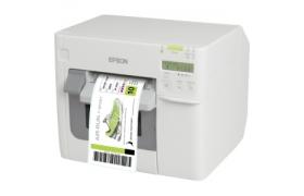Impresora de Etiquetas TM C3500 Inyeccion de Tinta Color