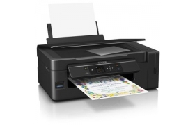 IMPRESORA EPSON L495 Ink Tank System Printer