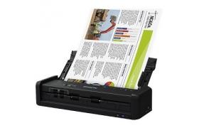 Escaner Epson WF ES 300W SCANNER con ADF Portatil