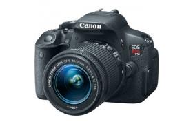 Camara Canon T5i Whit lens kit EF-S 18-55mm IS STM