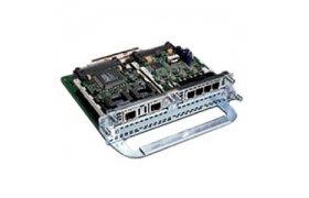 Four-Port Voice Interface Card - FXS and DID
