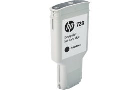 INK CARTRIDGE No 728 MatteBlack 300ml